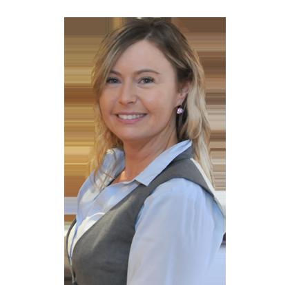 Bozena Wolak <br>Receptionist